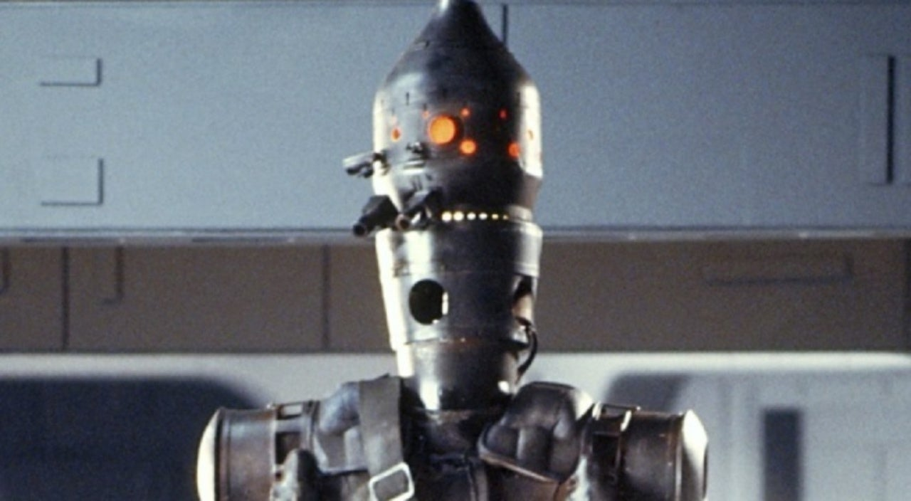 'Star Wars: The Mandalorian' Doesn't Feature IG-88