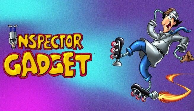 Inspector Gadget Twitch