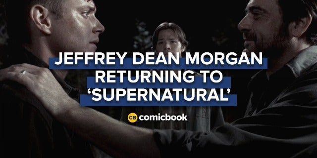 Jeffrey Dean Morgan Returning to 'Supernatural' screen capture