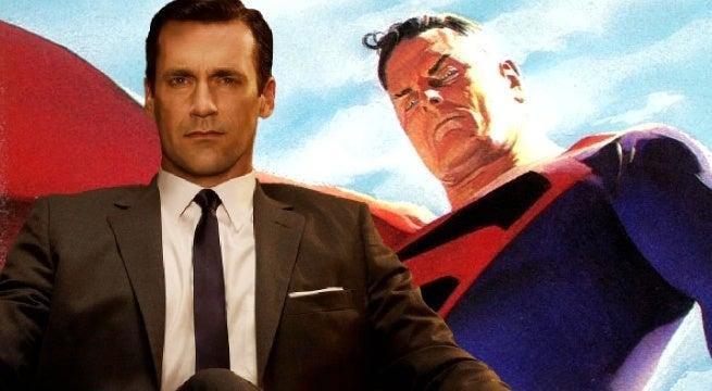 jon hamm kingdom come superman