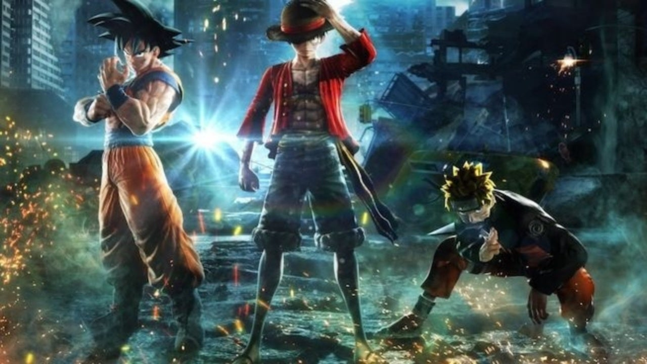 'Jump Force' Teen Rating Warns of Little Blood, But Large Amounts of Cleavage and Fireballs