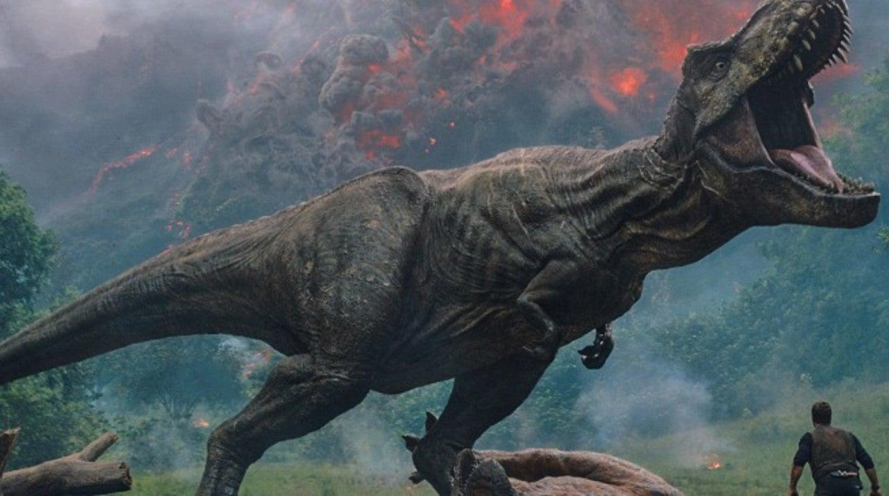 Jurassic Park's' T-Rex