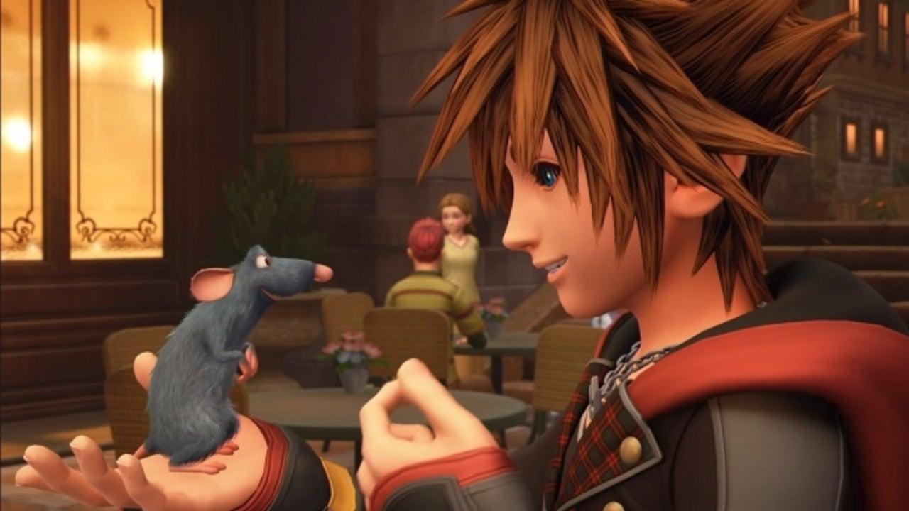New Kingdom Hearts Iii Trailer Features Lilo Stitch Ratatouille Characters