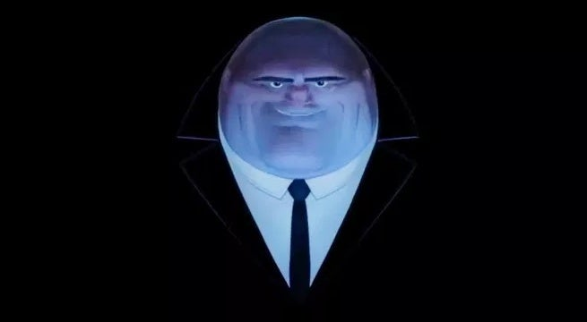 kingpin spider man into the spider verse