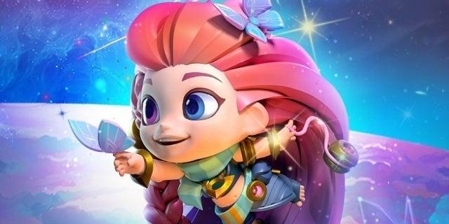 League of Legends Zoe Figure