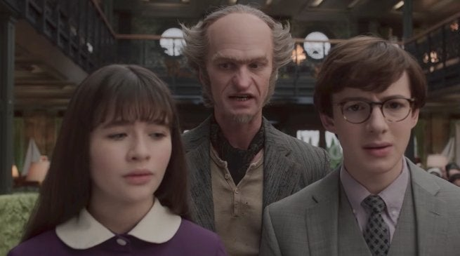 Lemony Snickets A Series of Unfortunate Events Season 3 trailer Netflix