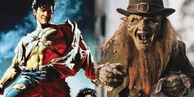 leprechaun returns army of darkness