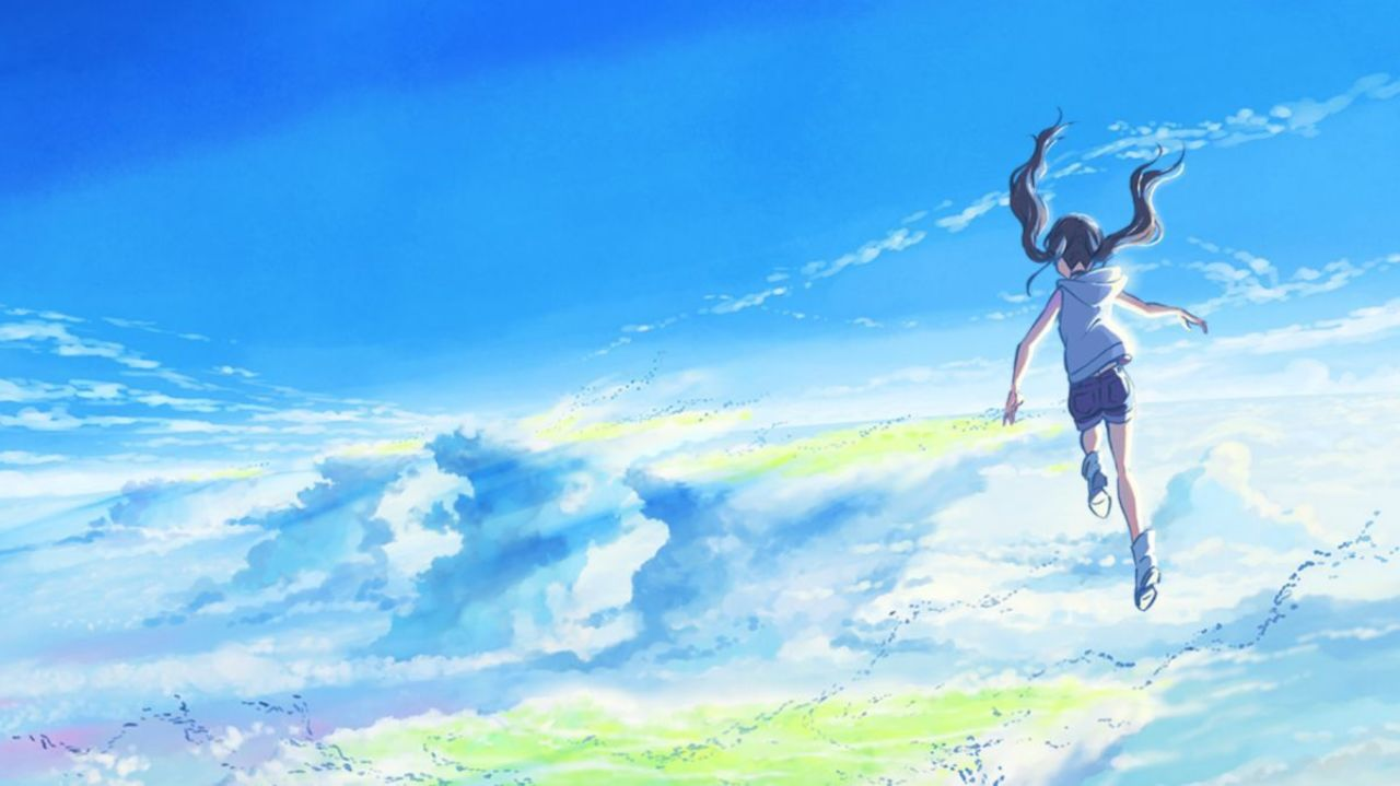Your Name Director S Next Movie Reveals Title Poster