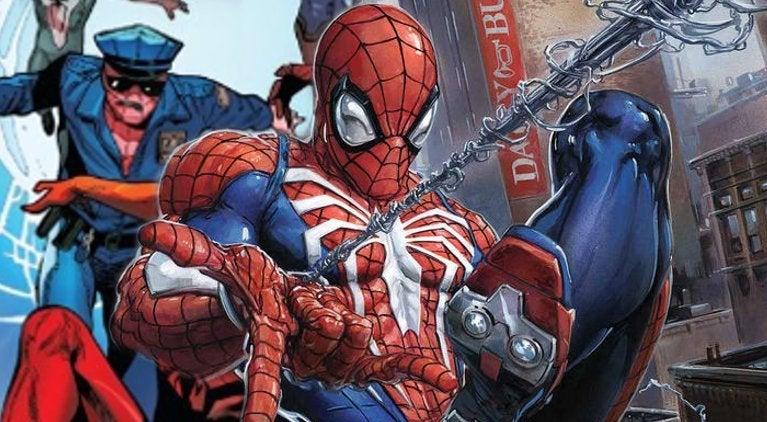 Marvel's Spider-Man Spider-Cop