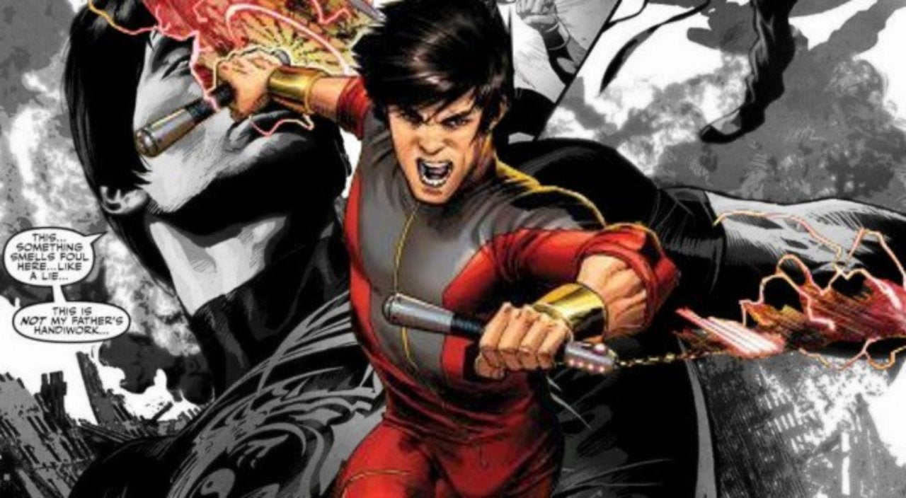 Shang-Chi Details To Be Released