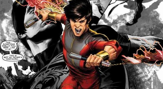 Marvel Shang-Chi Movie Announced