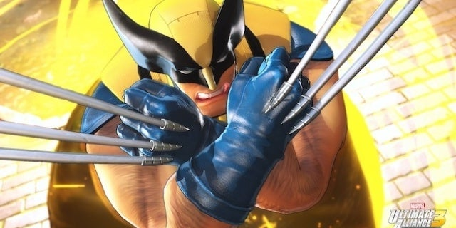 marvel ultimate allaince 3 wolverine