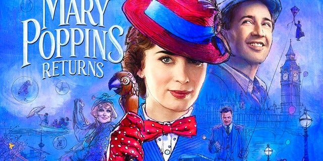Mary Poppins MOVIE REVIEW screen capture