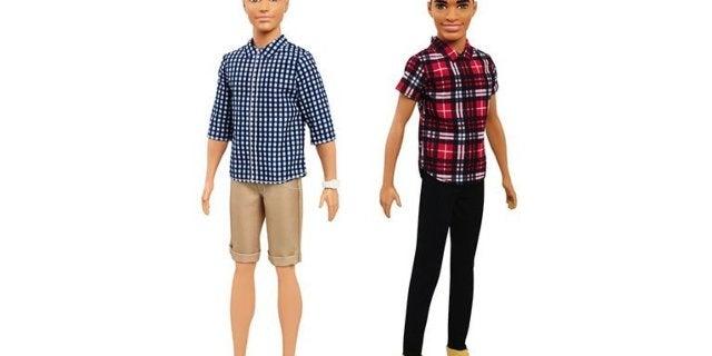 mattel ken dolls