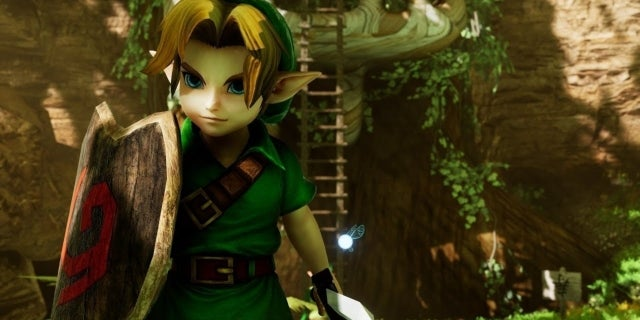 'Legend Of Zelda Ocarina Of Time' Recreated Entirely In Unreal Engine 4 Is Beyond Stunning
