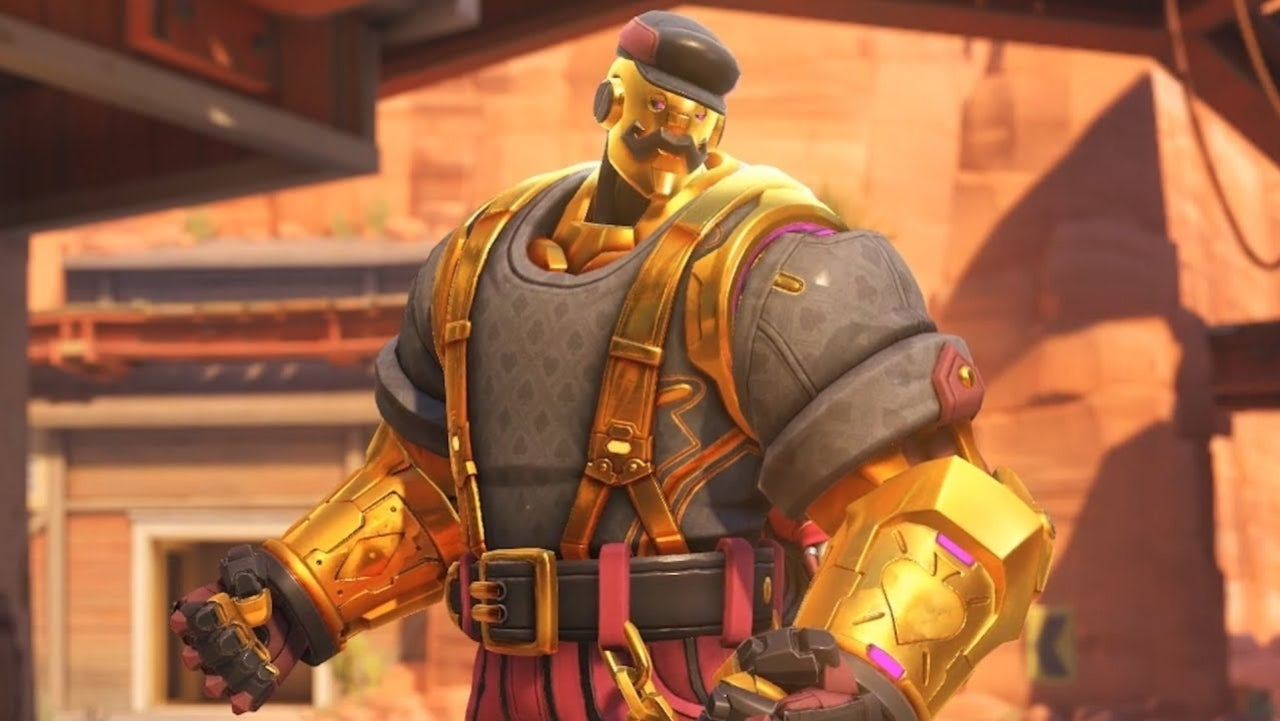 'Overwatch' Fan Video Shows B.O.B Just Doin' His Best With Every Hero's Highlight Intro