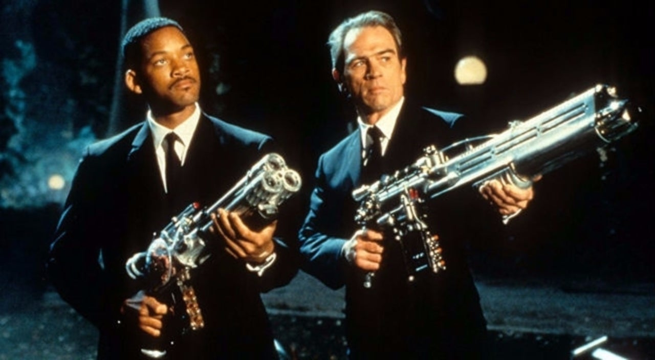Men In Black International Trailer Has A Will Smith And