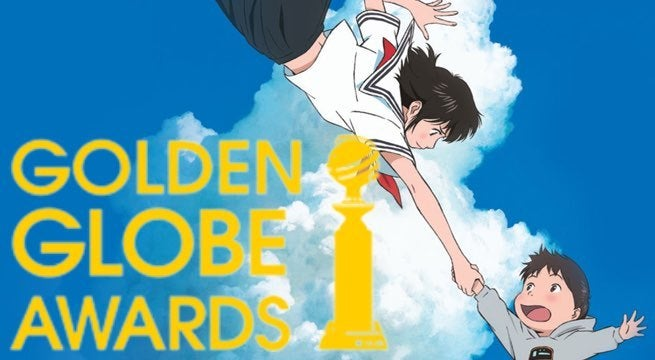 mirai golden globes