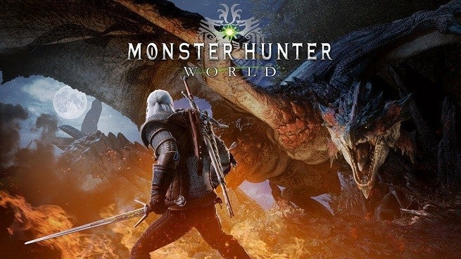 Monster Hunter World The Witcher 3