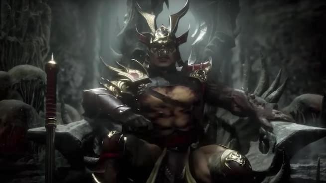 Mortal Kombat 11' Fans Are Loving Shao Kahn's New Look, But
