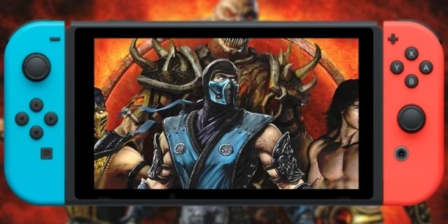 'Mortal Kombat Trilogy' Remaster Reportedly In the Works for Nintendo Switch