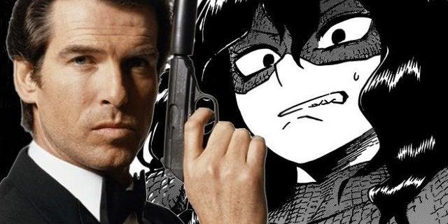 my hero academia spy