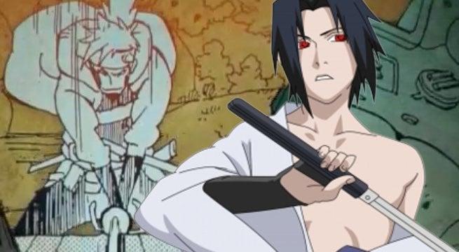 naruto samurai 8