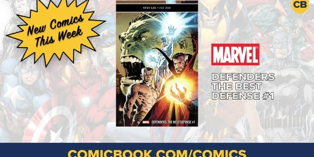 NEW Marvel, DC and Image Comics Out This Week: December 19th, 2018 screen capture