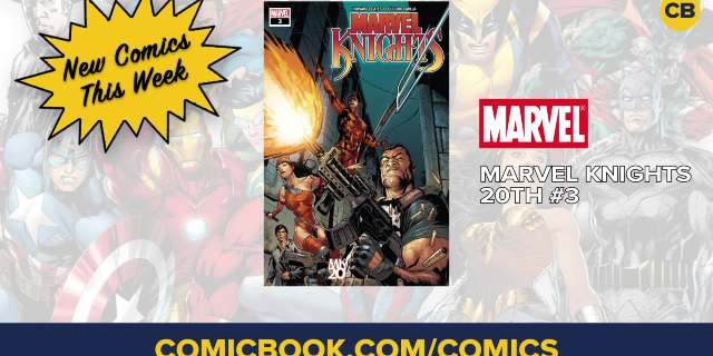 NEW Marvel, DC and Image Comics Out This Week: December 5th, 2018 screen capture