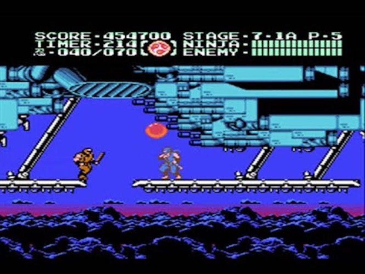 Ninja Gaiden Other Nes Classics Confirmed For Nintendo Switch