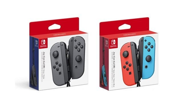 nintendo switch chargeur