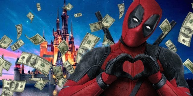 once upon a deadpool money disney