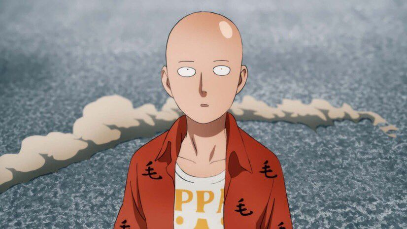 What Happened to Saitama's Head in the 'One-Punch Man' Season 2 Trailer?