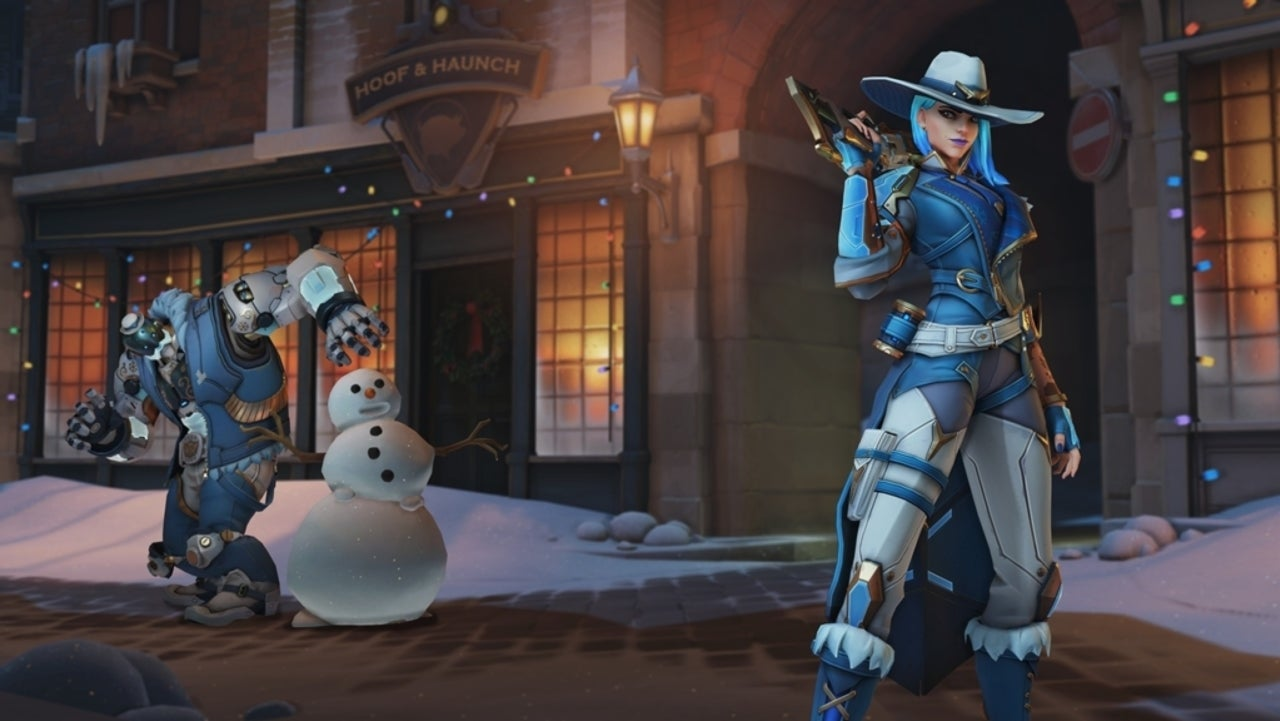 New 'Overwatch' Update Gives Ashe a Golden B.O.B, Hero Changes, and More