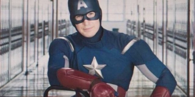 Patience Captain America