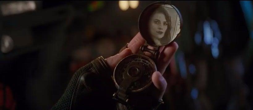 Peggy Endgame