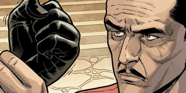 Pennyworth TV series Rated R Action