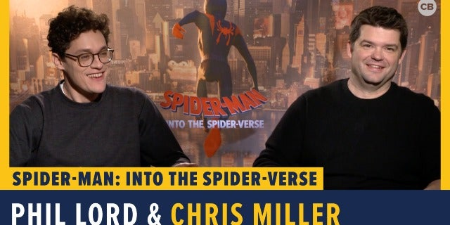 Phil Lord & Chris Miller Talks 'Spider-Man: Into the Spider-Verse' screen capture