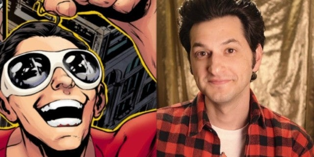 Plastic Man movie Ben Schwartz comicbookcom