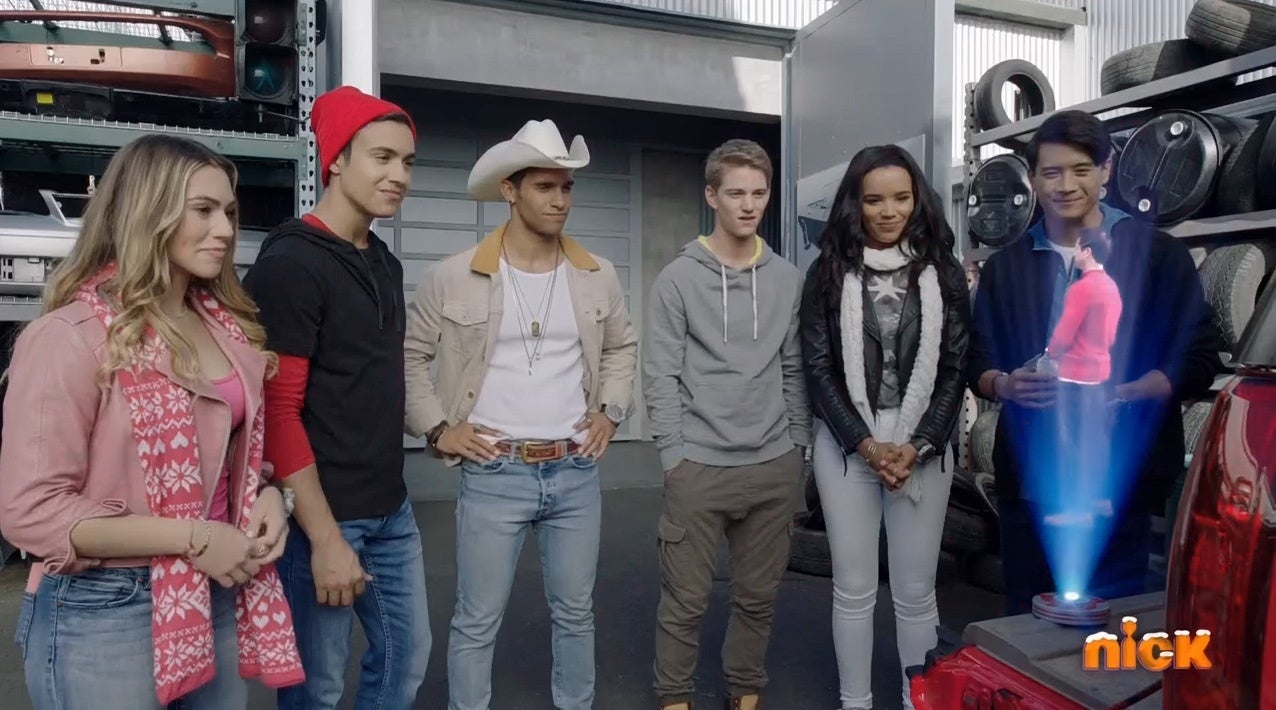 Power Rangers Super Ninja Steel': Christmas Special Review and Fan