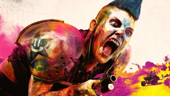 "Rage 2 ""title ="" Rage 2 ""height ="" 369 ""width ="" 655 ""data item ="" 1148889 ""/>    <figcaption>] [Foto: Bethesda] </figcaption></figure> <p>  15 minutes of raw, new <em> Rage 2 </em> game has emerged, with a new demonstration on stage.The result is the most honest look at the upcoming and zany first- </p> <p><em>  Rage 2 </em> is easily one of my most sought after 2019 games, although I find it a bit too colorful and trying a bit too hard to be madcap at times, the promise that it will be jointly developed by first-person shoot experts id Software (manufacturers of <em> DOOM </em>) and experts from the world Avalanche Studios (<em> Just Cause </em><em>  Mad Max </em>]) are too promising not to be thrilled, it is said that this new recording gives me a little less joy than before I saw it </p> <p class="