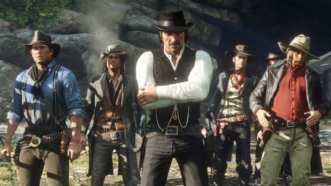 Amazon Video Game Sale Offers Discounts On 'Red Dead Redemption 2' and More