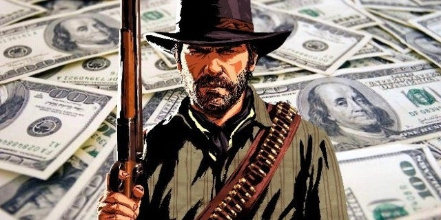 red dead 2 cash