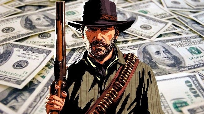 red dead 2 cash
