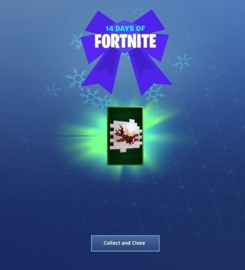 14 Days of 'Fortnite' Day 10 Challenge and Reward Revealed
