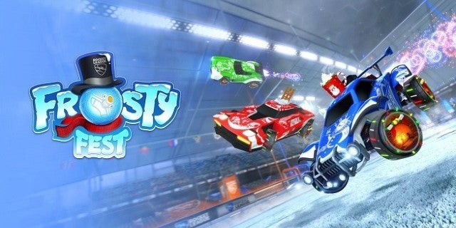 Rocket League Frosty Fest 2018