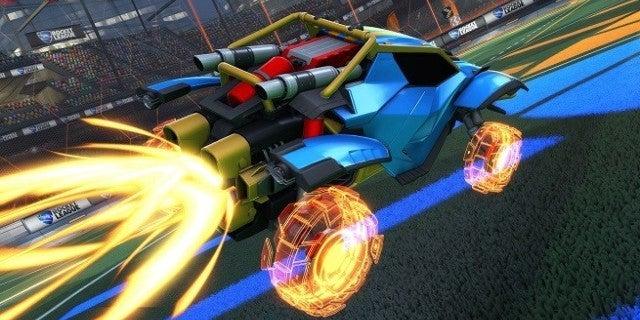Rocket League Rocket Pass 2