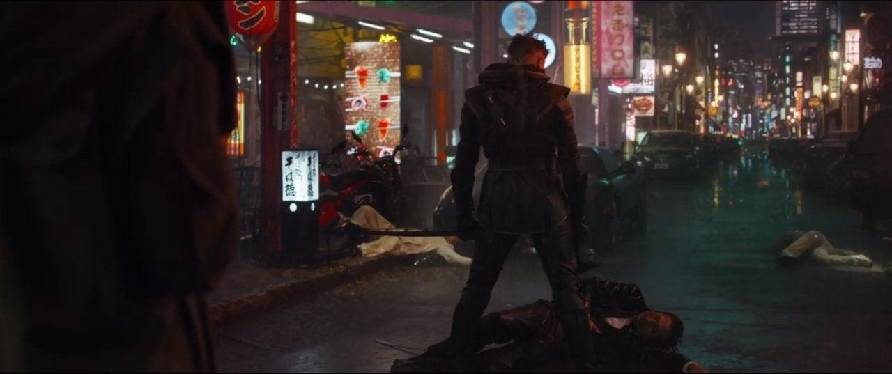 Avengers Endgame Trailer Gallery: 'Avengers: Endgame': First Look At Hawkeye As Ronin