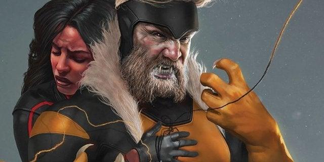 Sabretooth Marvel