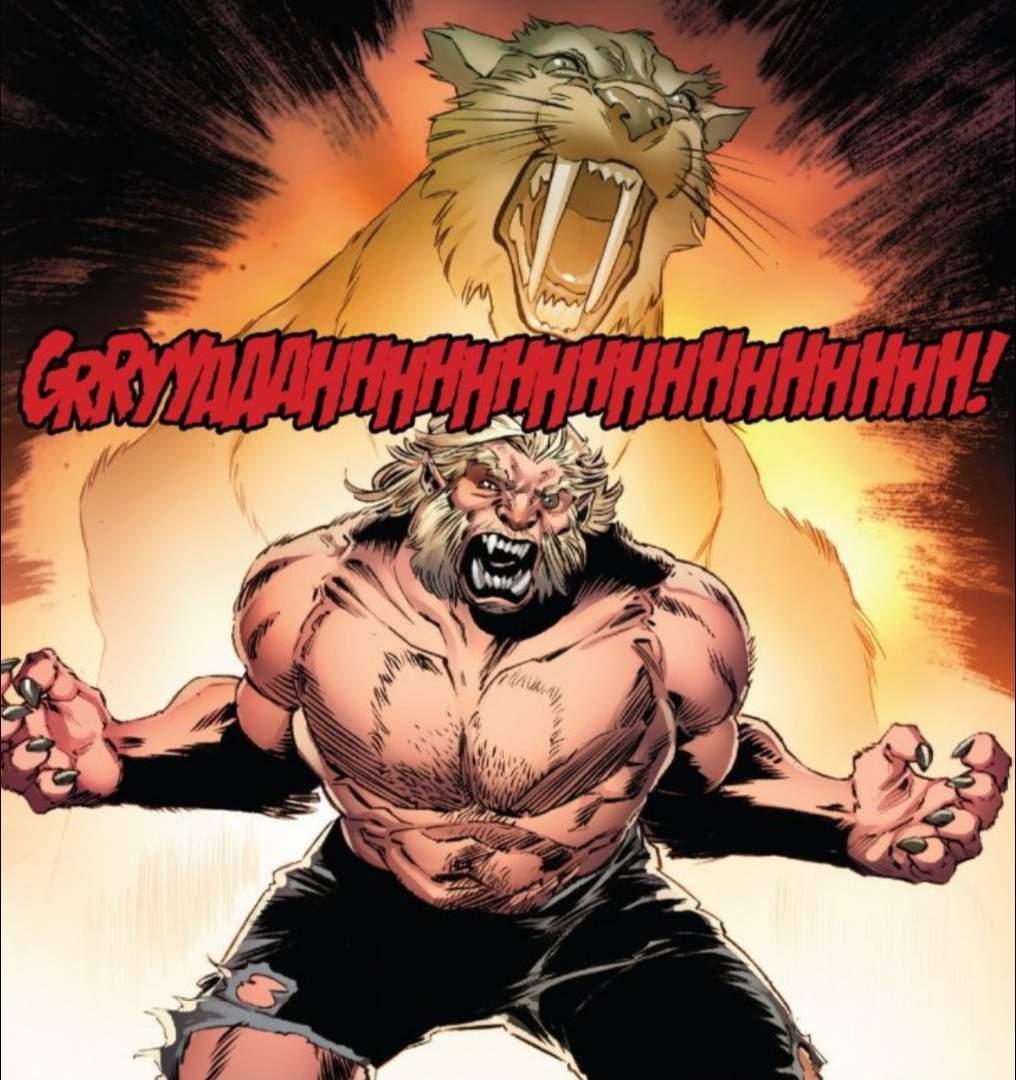 Marvel Makes Major Change to Sabretooth